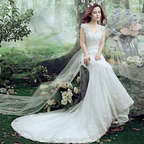 世界上最美的婚纱 让你成为美美的新娘