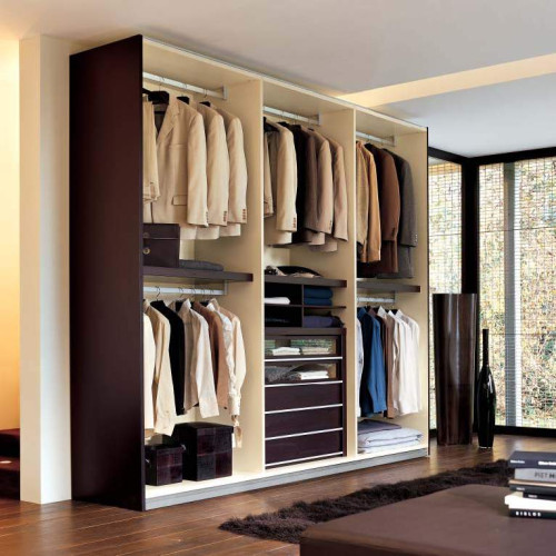 衣柜布局应该怎么设计呢?