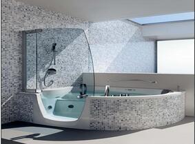 大胆时尚的卫浴设计