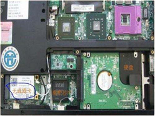 笔记本网卡在哪个位置 笔记本无线网卡怎么用