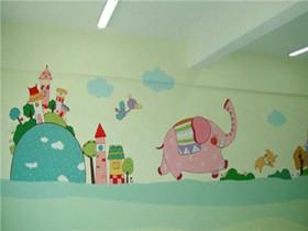 幼儿园墙绘怎么做   幼儿园墙绘施工步骤及注意事项