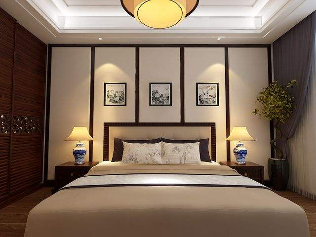 中式卧室装修设计 中式卧室装修注意事项
