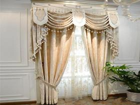 欧式窗帘布艺清洁  欧式窗帘布艺搭配技巧