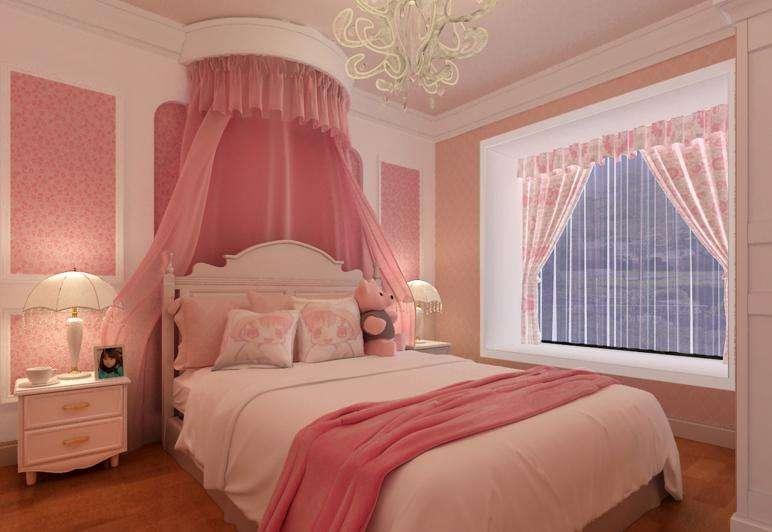女生房间设计注意事项 女生房间设计装修细节