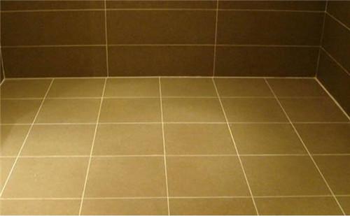 瓷砖填缝剂填缝步骤详解,北京装修美宅客