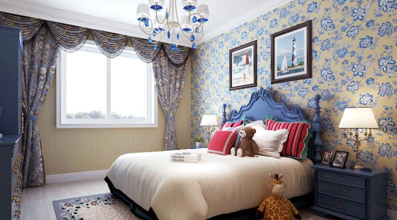 卧室床头背景墙装饰 丰富卧室表情_行业新闻_新闻
