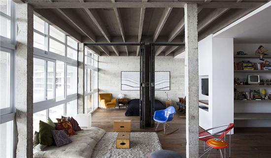 没有电视的客厅能做什么 这些设计也许你会喜欢