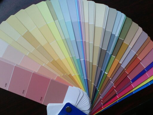 选择乳胶漆什么颜色好?选择漆色必知的四要点!
