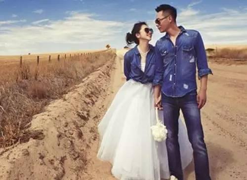 2017流行的婚纱照风格推荐,让你感受不同的美