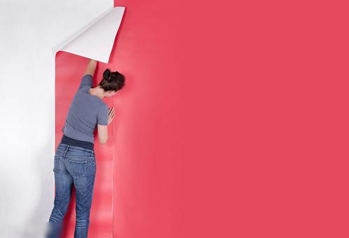 壁纸铺贴步骤以及注意事项 5步让家变个模样