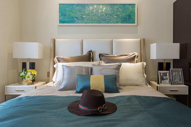 超唯美小户型设计卧室装修图
