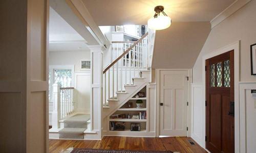楼梯装修效果图 五款梦幻般的复式楼梯