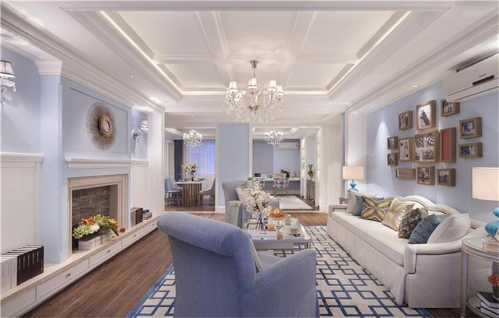 装修设计 苏州装修 苏州装修案例 欧式住宅120p图片