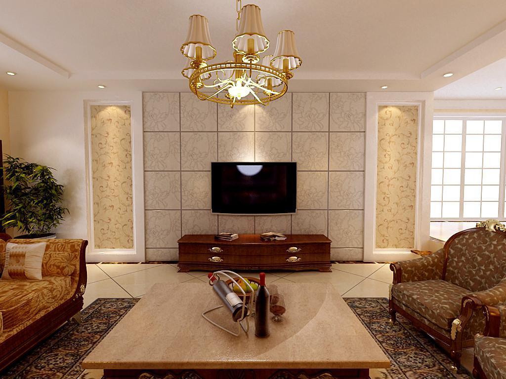 电视背景墙设计要点 怎么让给它实用有品味