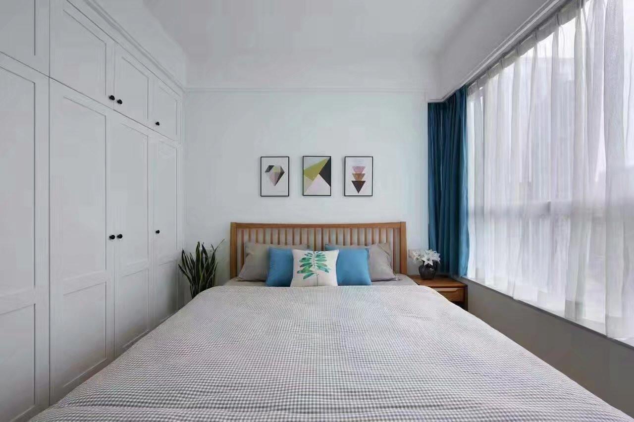 背景墙 房间 家居 起居室 设计 卧室 卧室装修 现代 装修 1280_852图片