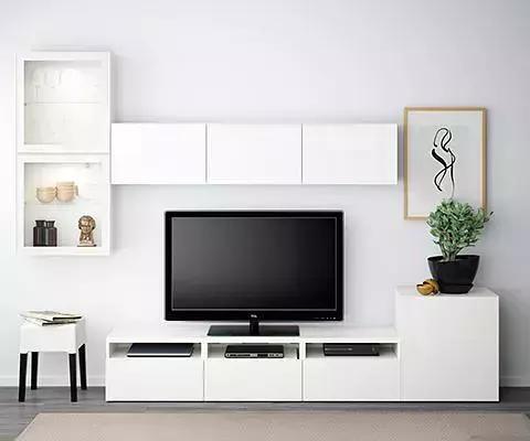 昆明越来越多人电视背景墙不走石膏线,现在流行这样装