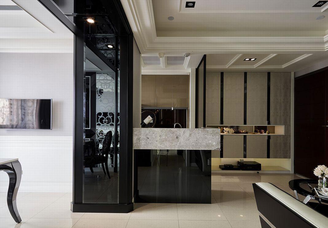 66平新古典主義裝修 古典文藝深入你家 新聞動態-上海團宏建筑裝飾工程有限公司