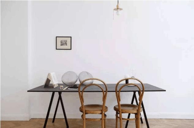 新房刷大白墙,简约又简单!