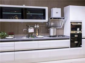 厨房灶台高度多少合适  橱柜绝佳设计方案