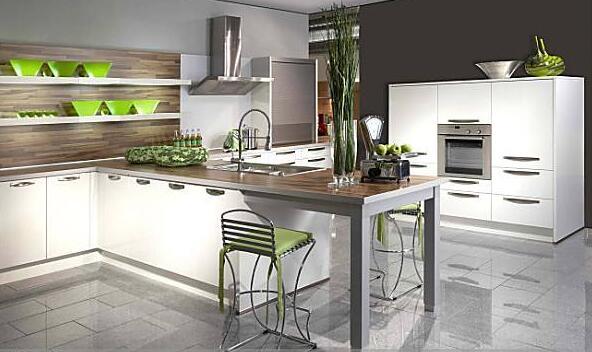 太原房产:搞清厨房装修四大部分让您轻轻松松装修厨房