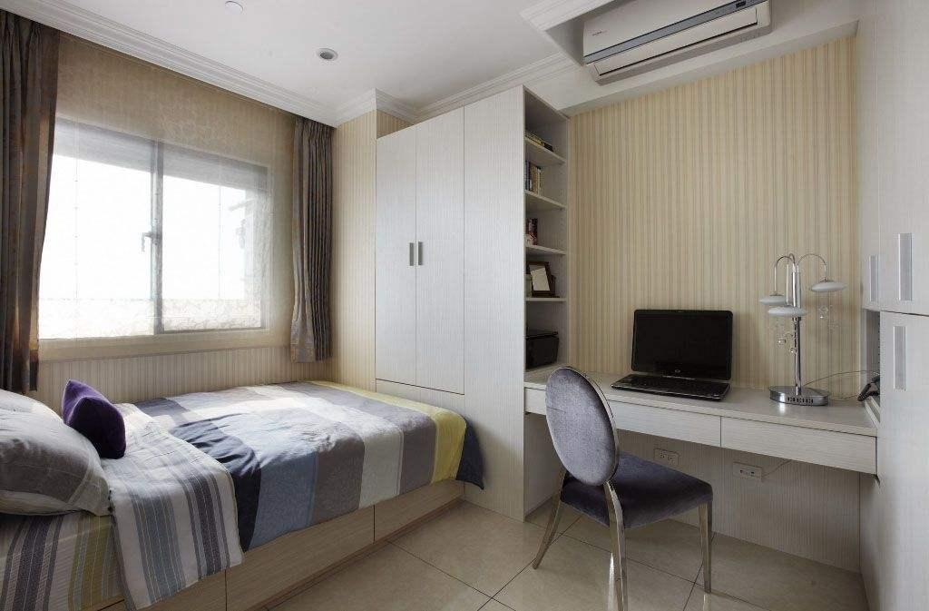 小卧室设计技巧 立刻告别狭小空间