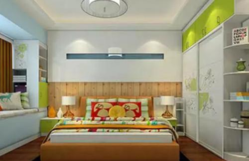 卧房装修效果图 农村卧室怎么装修好看