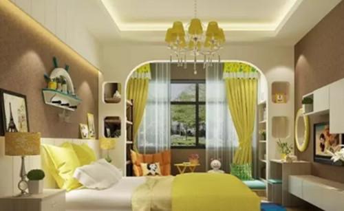 卧室带阳台装饰效果图 带阳台的卧室怎么装饰