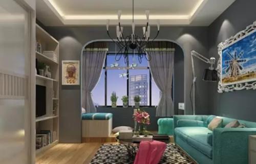卧室带阳台装修效果图 带阳台的卧室怎么装修