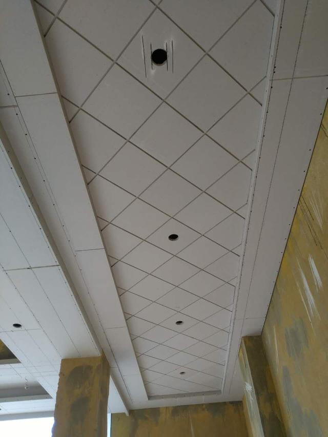 昆明装修木工吊顶能做到这种程度,真的是绝了!
