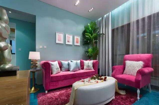 家装色彩搭配常识,让你打造一个不一样的家!