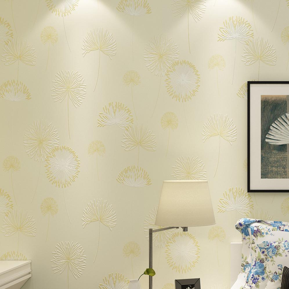 100平方贴墙纸多少钱 装修墙纸选购注意事项