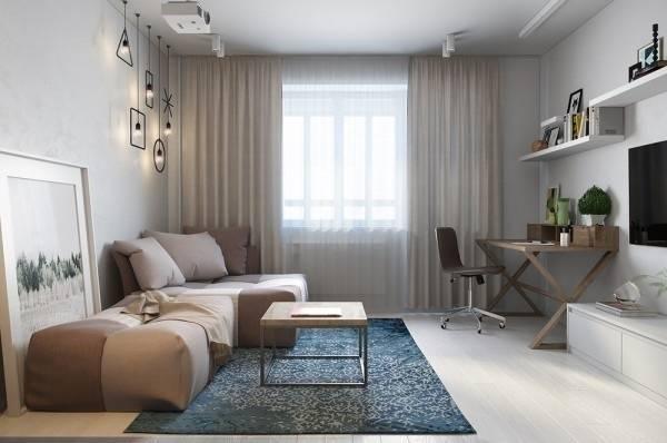 30平小户型单身公寓设计,高质感轻装修