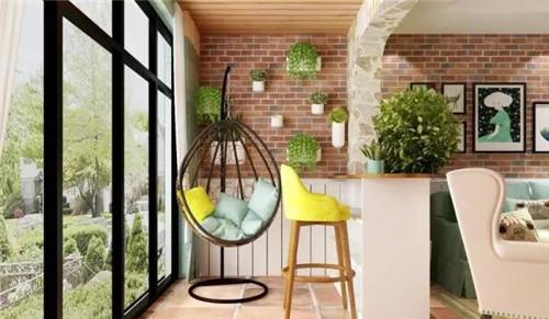 阳台瓷砖美缝效果图欣赏  现在家居装饰中,客厅阳台装饰铺贴地砖,是很图片