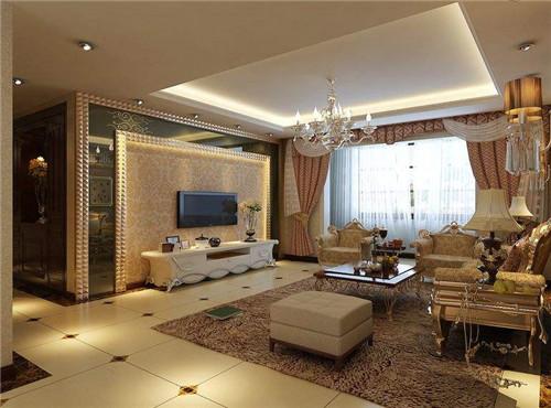 现在客厅流行什么地砖 客厅地砖什么颜色好