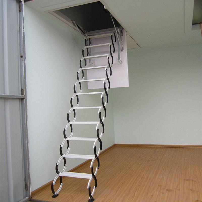 装修经验:复式结构房楼梯设计分类