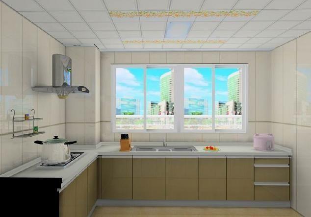 卫生间的整体色彩都有很大的关联,若是开放式厨房最好选吊顶造型款式图片