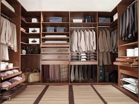 走入式衣柜优缺点 步入式衣柜设计方法