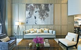 现代风格别墅装修设计图
