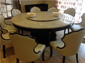 大理石餐桌好用吗 如何选购人造大理石餐桌