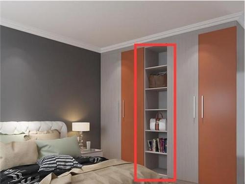 2018流行卧室衣柜 卧室衣柜该如何选择图片