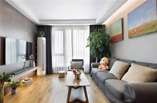 90平米小户型装修效果图 6万打造90平温馨舒适小家