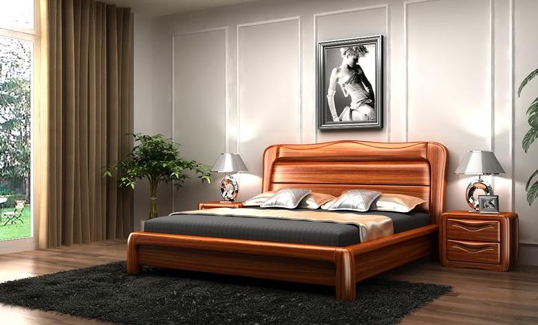 实木床哪个品牌好 如何挑选实木床