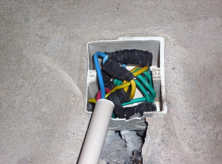 水电隐蔽工程验收