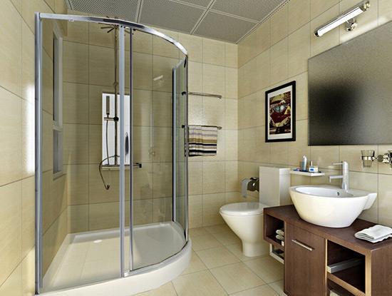 2018年度中国淋浴房十大品牌 这些品牌的淋浴房真心不错