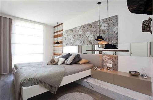 极简90平方房子装修效果图 带来时尚典雅家居气息