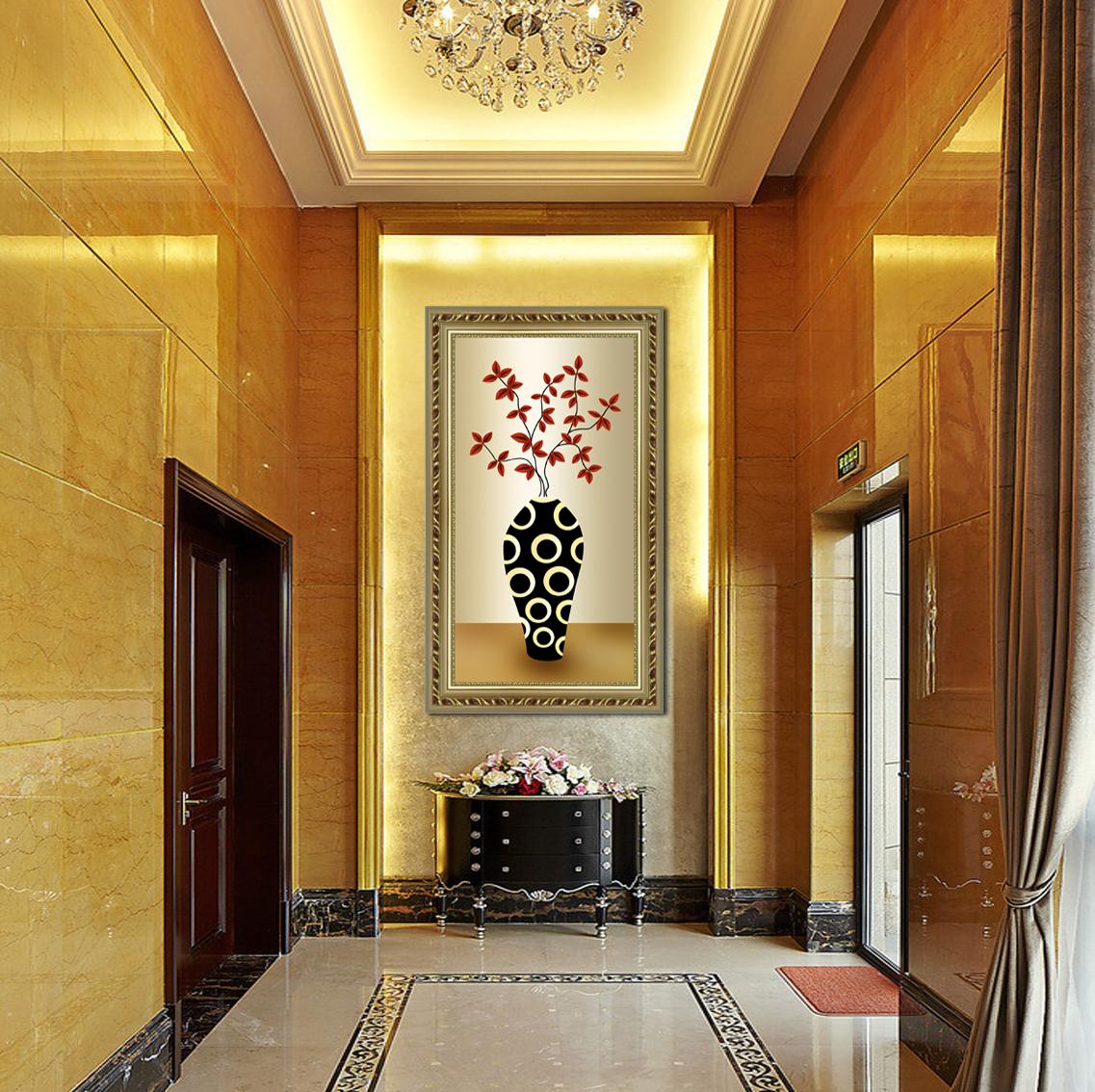 挂画挂在走廊的尽头有什么禁忌呢?