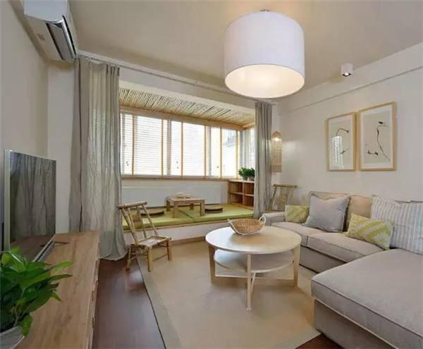 资讯 专区 产品类 住宅家具 沙发 三人沙发  小户型客厅搭配方案一