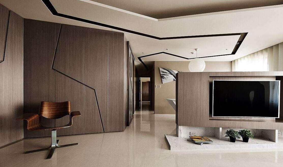 隔断墙设计有几种这些隔断让你的客厅更高档