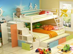 儿童床2018新款有哪些 选儿童床应考虑什么因素