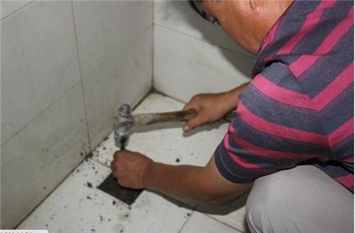 卫生间地漏怎么更换 卫生间地漏更换步骤图解